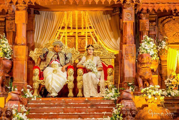 Kandian Florals Edge Wedding Decorations Event Decorations